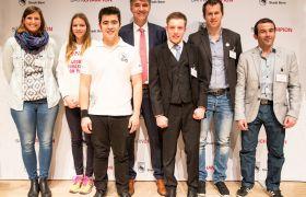 Bärnchampion Gewinnerinnen und Gewinner 2016