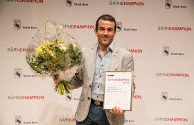 Marcel Wegmüller (Judo und Jiu-Jitsu Club Bern), BÄRNCHAMPION «Offene Kategorie Einzelsportler»